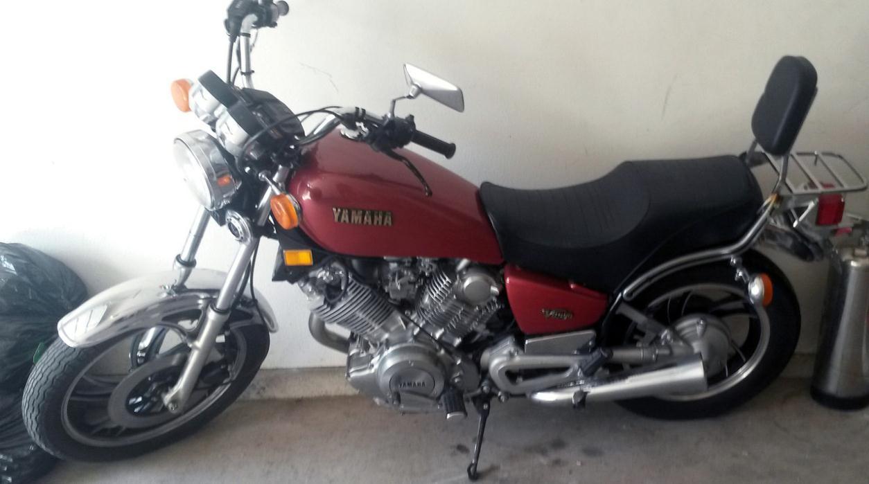 1983 yamaha virago 750 motorcycles for sale. Black Bedroom Furniture Sets. Home Design Ideas