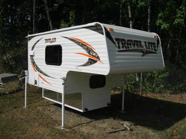 Travel Lite Rayzr Fb Truck Camper Rvs For Sale
