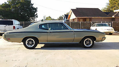 Buick : Skylark Base Coupe 2-Door 1971 buick skylark base coupe 2 door 5.7 l