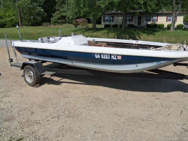 1977 starcraft boat boats for sale for Bass boats with evinrude motors