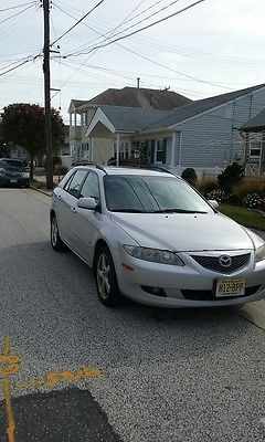 Mazda : Mazda6 V6 2004 mazda 6 5 speed manual transmission