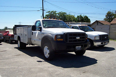 Ford : Other Pickups XL Cab & Chassis 2-Door 2005 ford f 550 super duty xl cab chassis 2 door 6.0 l