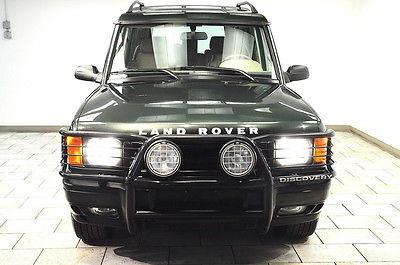 Land Rover : Discovery SE7 2002 land rover se 7