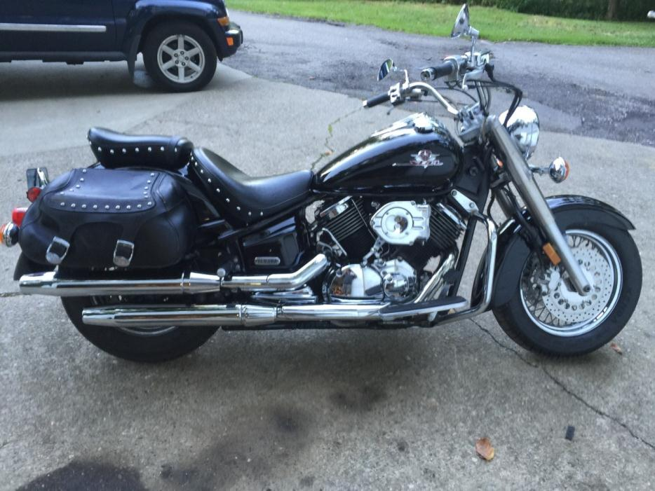 2002 yamaha vstar 1100 classic motorcycles for sale for 2004 yamaha v star 1100 classic parts
