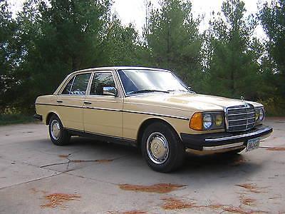 Mercedes-Benz : 200-Series E 1981 meredes 280 e nice condition