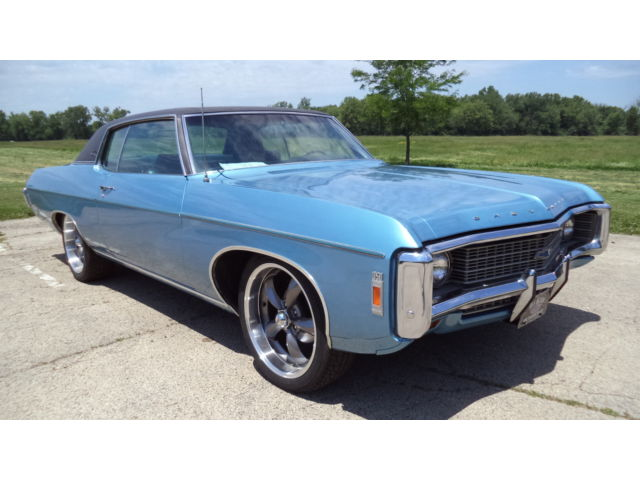 Chevrolet : Impala Impala 2dr 1969 chevy impala original solid very clean show or drive no reserve