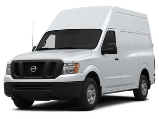 2015 Nissan Nv2500 Hd Sv V8