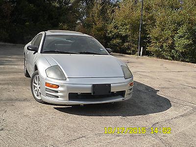 Mitsubishi : Eclipse GS 2001 mitsubishi eclipse gs coupe 2 door 2.4 l