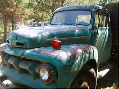 Ford : Other Pickups unknown 1952 ford flatbed