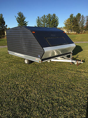 2004 Sno Pro Enclosed Snowmobile Trailer NICE!!