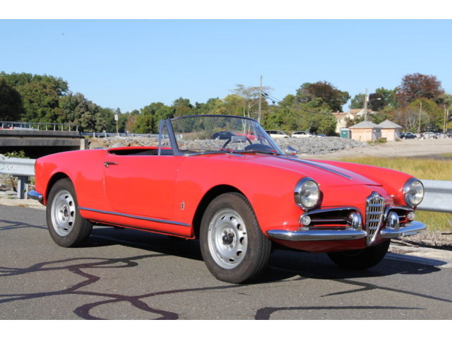 alfa romeo spider connecticut cars for sale. Black Bedroom Furniture Sets. Home Design Ideas
