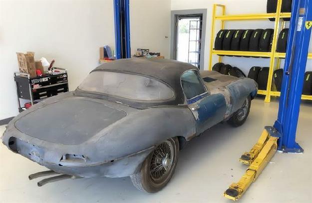 1967 Jaguar XKE Series I Roadster 4.2 - Gullwing Motor Cars, Inc., Astoria New York