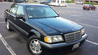Mercedes-Benz : C-Class C280 1999 mercedes c 280 md insp well maintained in great cond with only 125 k miles