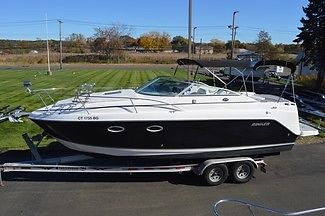 2006 RINKER 270 CRUISER, VOLVO 5.7L FUEL INJECTED 320HP, LOADED, W/ TRAILER