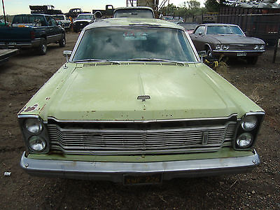 Ford : Galaxie Country Squire 1965 ford country squire woody wagon