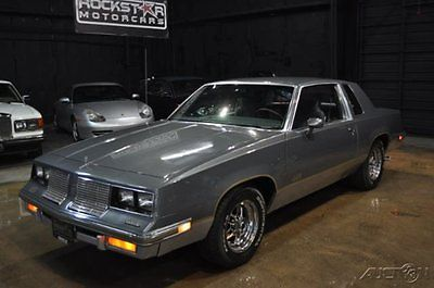 Oldsmobile : Cutlass 442 1985 442 used 5 l v 8 16 v automatic fwd