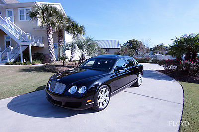 Bentley : Continental Flying Spur 2006 benley flying spur spotless two owner car clean carfax
