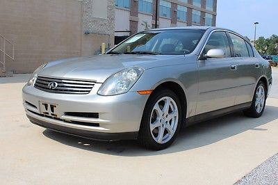 Infiniti : G35 G35 2004 infinity g 35 only 103 k miles no accidents runs and drives excellent