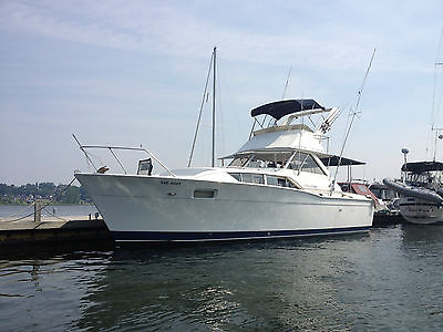 1969 Chris Craft Commander Express