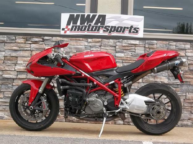 2007 DUCATI 1098 - NWA Motorsports, Springdale Arkansas