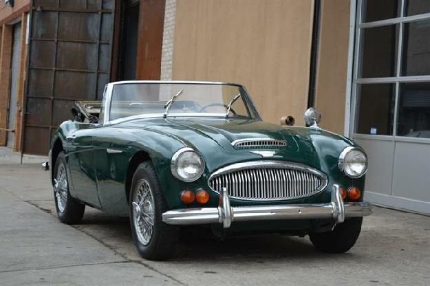 1967 Austin Healey 3000 BJ8 - Gullwing Motor Cars, Inc., Astoria New York