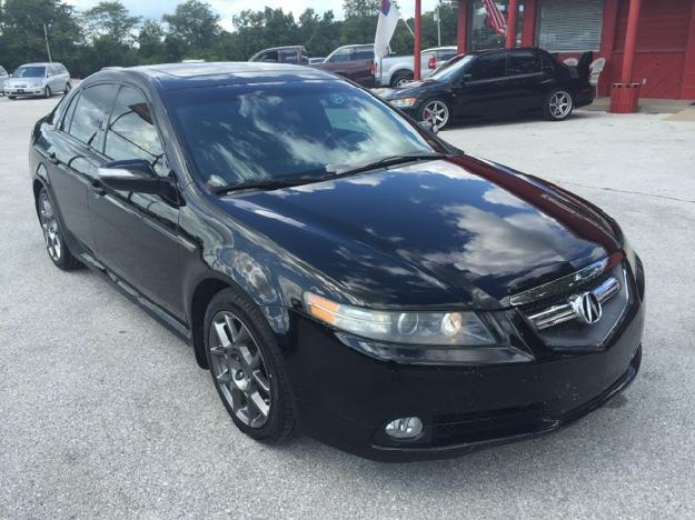2008 Acura TL Type-S 6-Speed MT - Clouse Motor Company, Springfield Missouri
