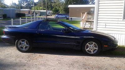 Pontiac : Firebird TA NICE CAR NEEDS ALIL WORK