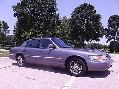 Mercury : Grand Marquis GS Sedan 4-Door Mercury Grand Marquis 128k Well Maintained Great Condition Crown Victoria Ford