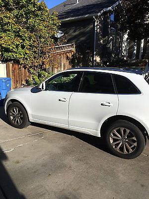 Audi : Q5 Q5 Audi Q5 tiptronic quatro 2.0T base heated seats sunroof