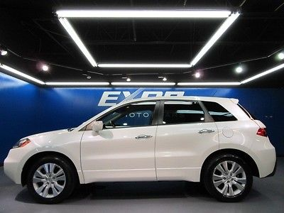 Acura : RDX Base Sport Utility 4-Door Acura RDX FWD Heated Seats Xenon Camera Sunroof Low Miles