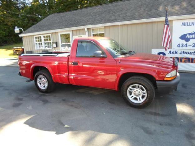 2003 dakota cars for sale for Millner motors charlottesville va