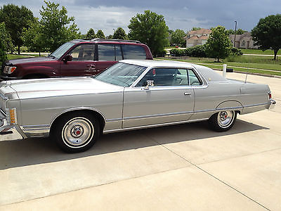 Mercury : Grand Marquis Grand Marquis 1978 mercury grand marquis coupe