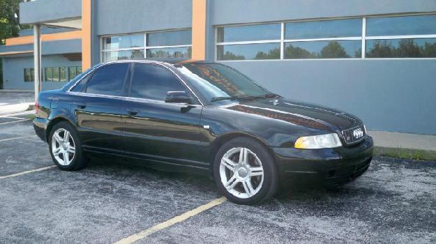 2002 Audi S4 - Morris Auto Sales, Inc., Belton Missouri