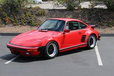 Porsche 930 cars for sale in California
