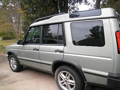 Land Rover : Discovery SE 2004 land rover discovery 2 se no reserve