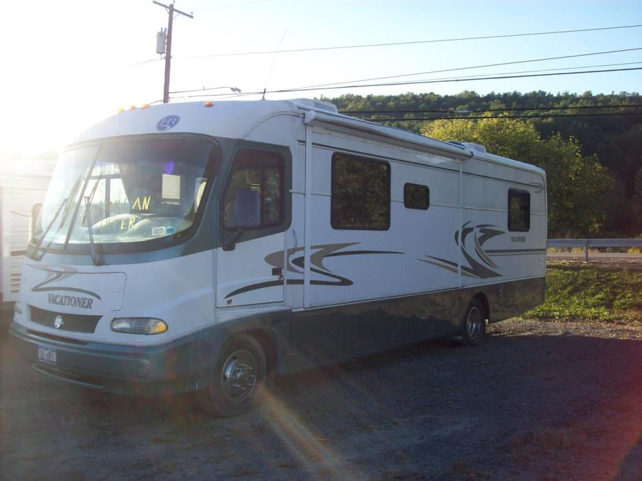 2007 Holiday Rambler Neptune 38PBT