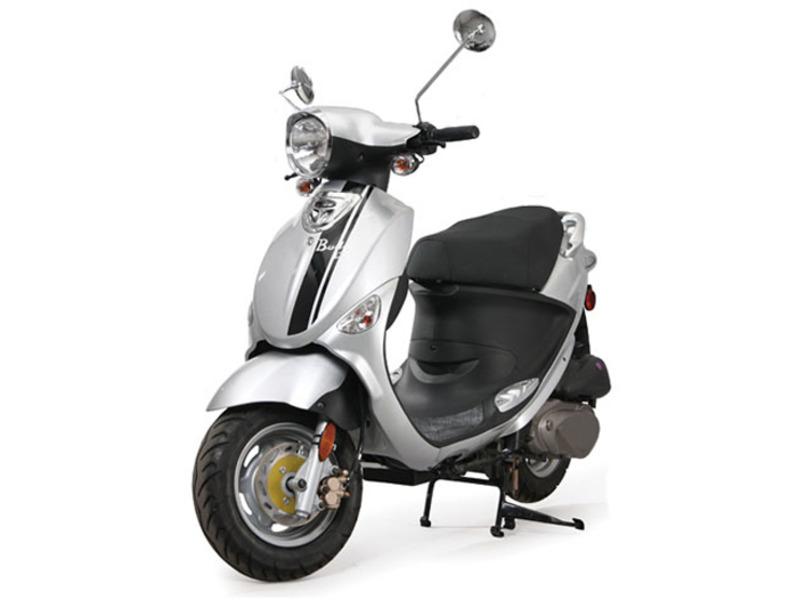 2014 Genuine Scooter Company Hooligan 170i