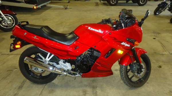 Kawasaki Ninja 250r Motorcycles For Sale In Monroe Michigan