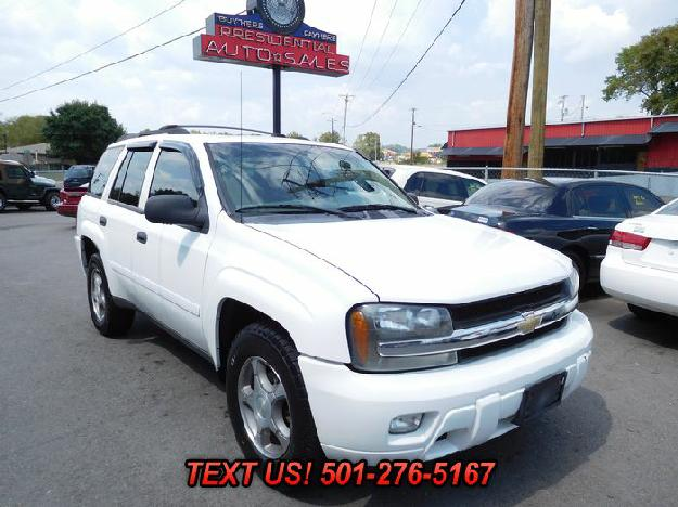 2006 Chevrolet TrailBlazer LS - Presidential Auto Sales, Hot Springs Arkansas