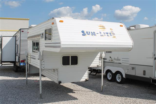 2007 Sun Valley Sun Lite 865SE