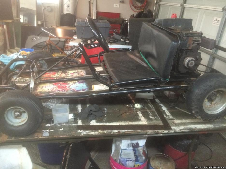 Go-Kart For Sale