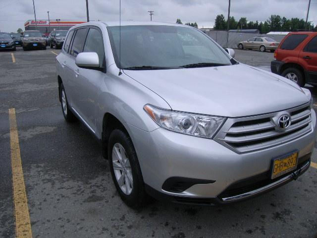 2012 Toyota Highlander Anchorage, AK