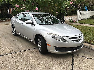 Mazda : Mazda6 i Sedan 4-Door 2010 mazda 6 i sedan 4 door 2.5 l silver