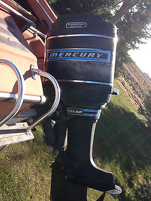 115 mercury outboard motor boats for sale for Mercury outboard motors for sale in florida