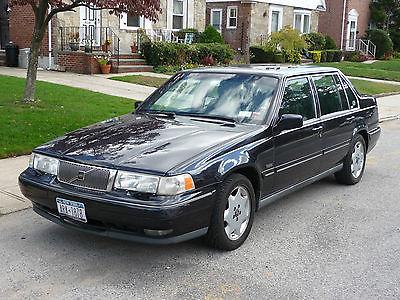 Volvo : 960 Base Sedan 4-Door Volvo 960GLE 1996 Used In Good Drive Condrition