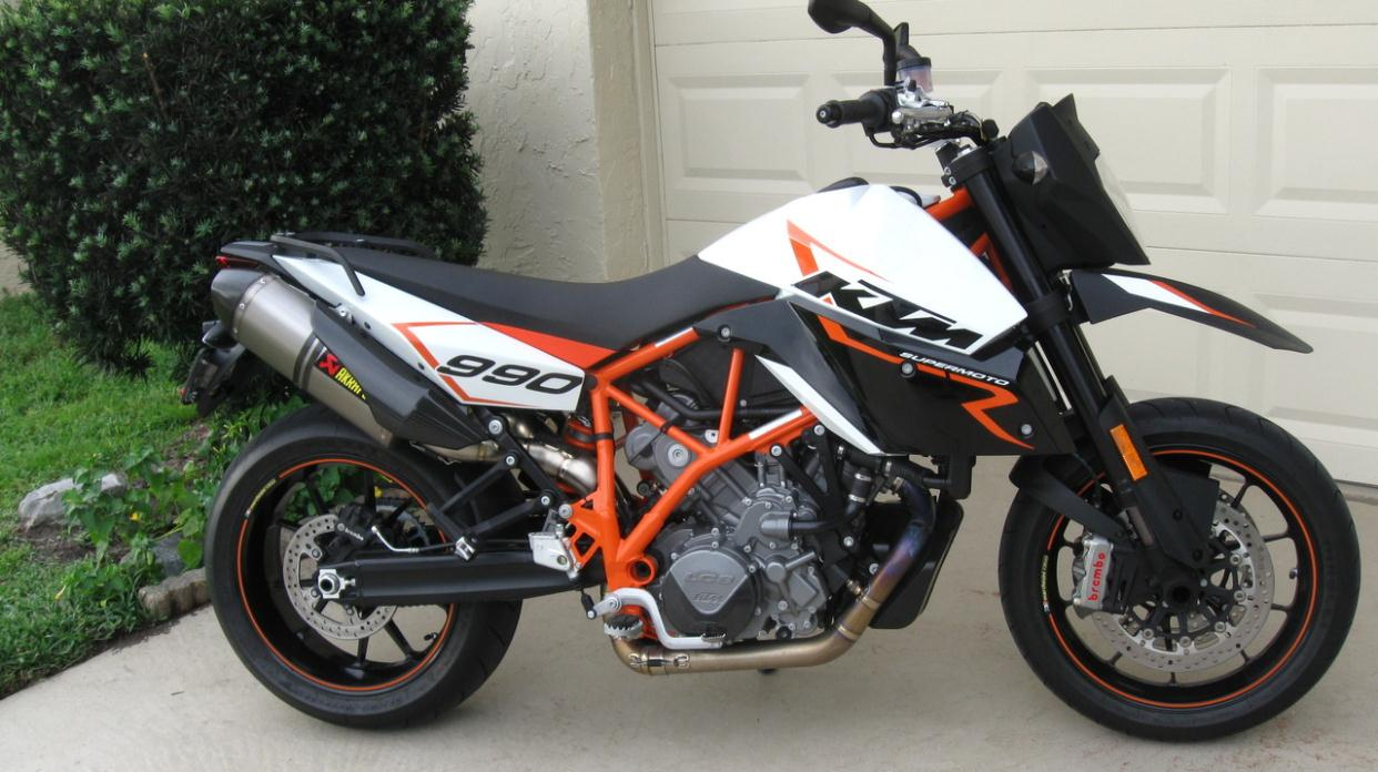 Ktm Smr Supermoto Motorcycles For Sale
