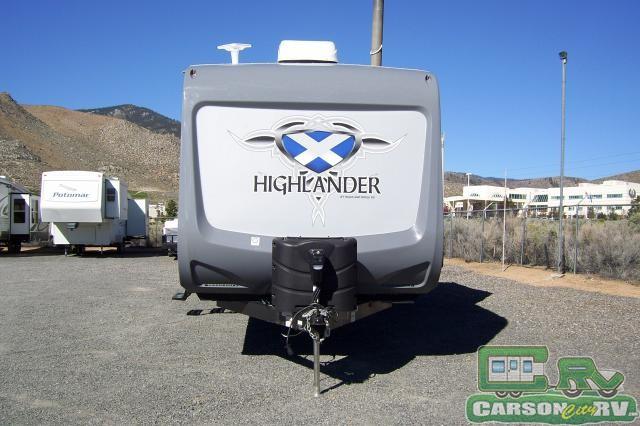 2011 Open Range Journeyer 340FLR
