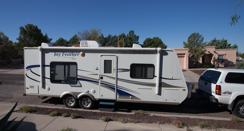Jayco Feather Rvs For Sale In Las Cruces New Mexico