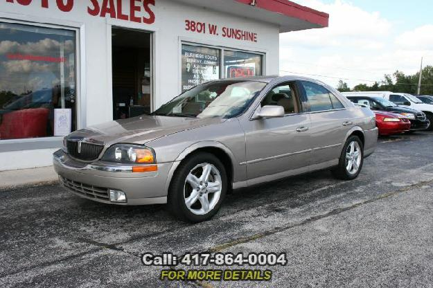 2000 Lincoln LS - Southside Auto Sales, Springfield Missouri