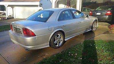 Lincoln : LS LSE 2002 lincoln ls lse sedan 4 door 3.9 l
